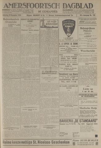 Amersfoortsch Dagblad / De Eemlander 1933-11-25