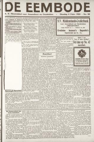 De Eembode 1923-02-06