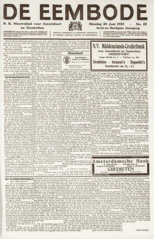 De Eembode 1924-06-24