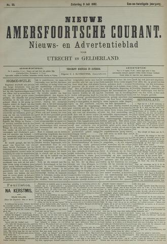 Nieuwe Amersfoortsche Courant 1892-07-09