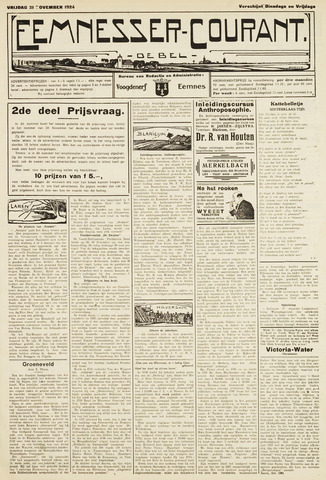 Eemnesser Courant 1924-11-21