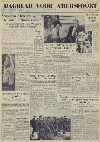 Dagblad voor Amersfoort 1950-08-25
