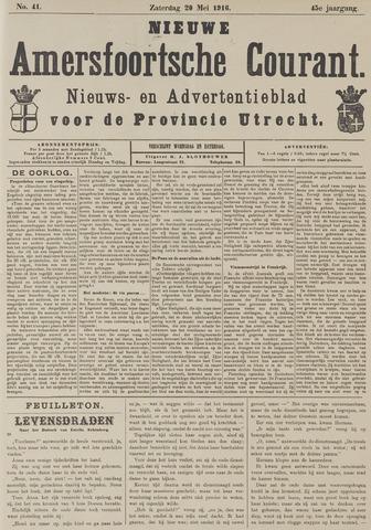 Nieuwe Amersfoortsche Courant 1916-05-20