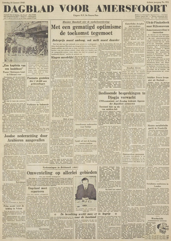 Dagblad voor Amersfoort 1948-01-10