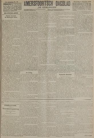 Amersfoortsch Dagblad / De Eemlander 1918-08-14
