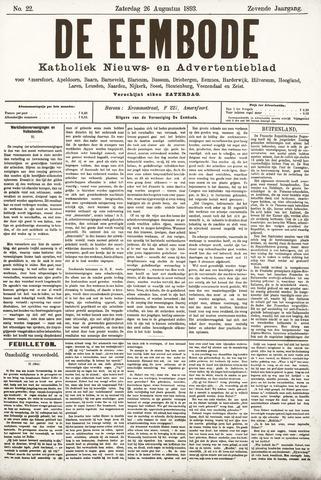 De Eembode 1893-08-26