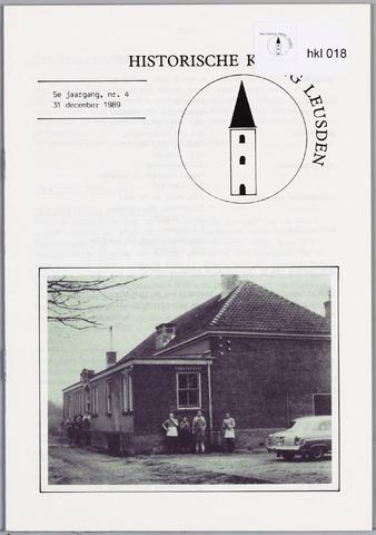 Historische Kring Leusden 1989-12-31