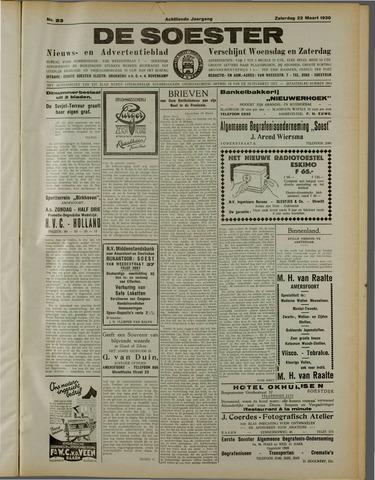 De Soester 1930-03-22