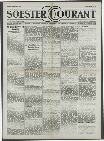 Soester Courant 1958-12-12