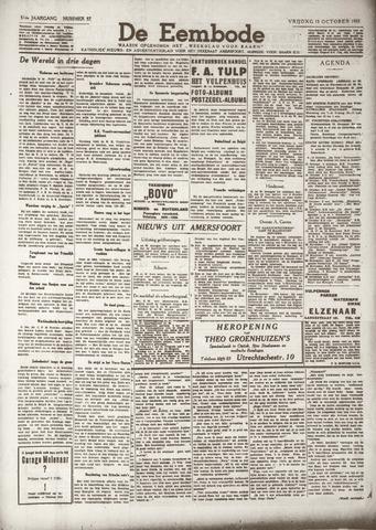 De Eembode 1937-10-15