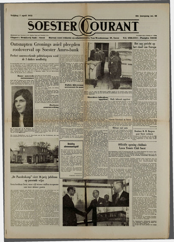 Soester Courant 1972-04-07