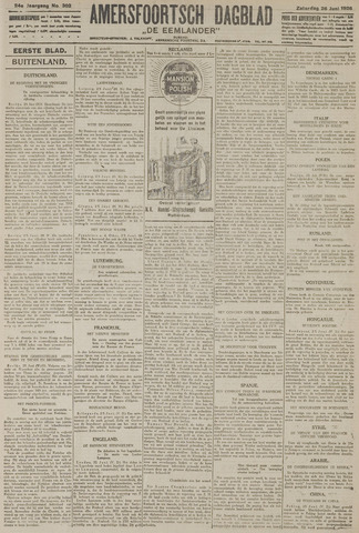 Amersfoortsch Dagblad / De Eemlander 1926-06-26
