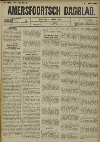 Amersfoortsch Dagblad 1907-03-23