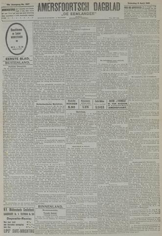 Amersfoortsch Dagblad / De Eemlander 1921-04-09