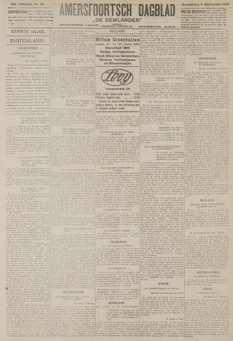 Amersfoortsch Dagblad / De Eemlander 1926-09-09