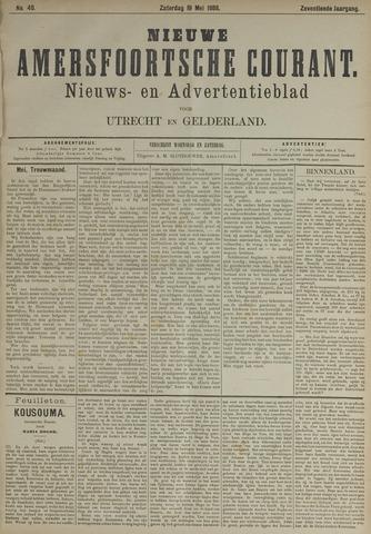 Nieuwe Amersfoortsche Courant 1888-05-19