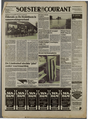 Soester Courant 1983-07-20