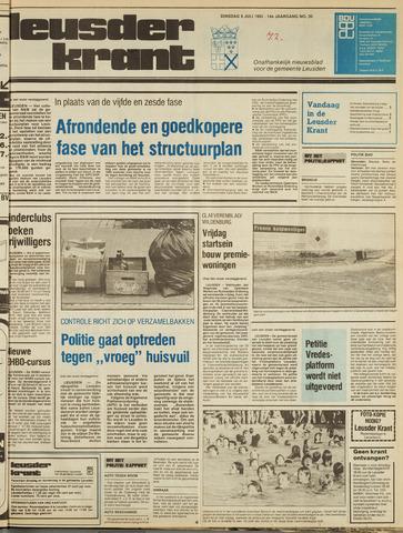 Leusder Krant 1982-07-06