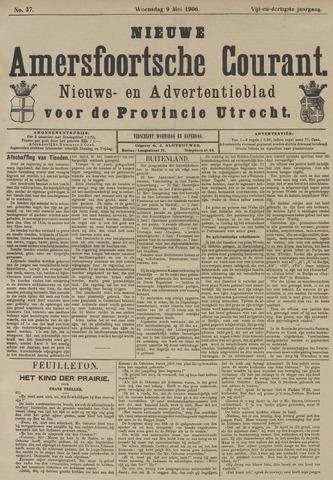 Nieuwe Amersfoortsche Courant 1906-05-09