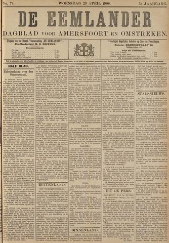 De Eemlander 1908-04-29