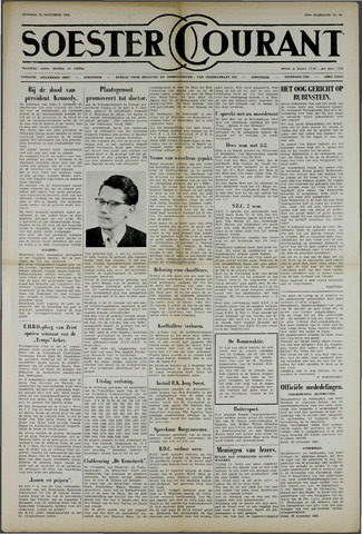 Soester Courant 1963-11-26