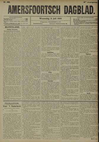 Amersfoortsch Dagblad 1909-07-21