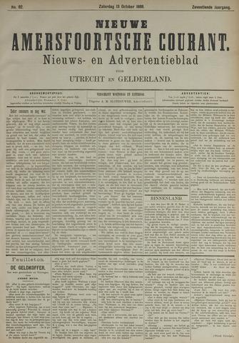 Nieuwe Amersfoortsche Courant 1888-10-13