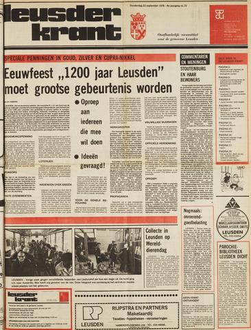 Leusder Krant 1976-09-23