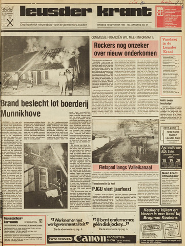 Leusder Krant 1983-11-15