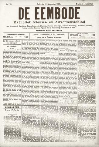 De Eembode 1895-08-03