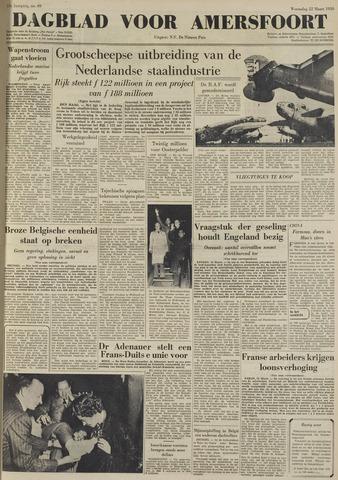 Dagblad voor Amersfoort 1950-03-22