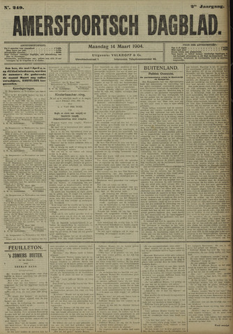 Amersfoortsch Dagblad 1904-03-14