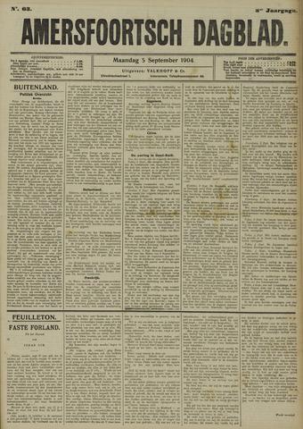 Amersfoortsch Dagblad 1904-09-05