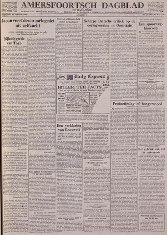Amersfoortsch Dagblad / De Eemlander 1942-01-21
