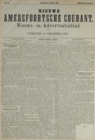Nieuwe Amersfoortsche Courant 1890-10-18