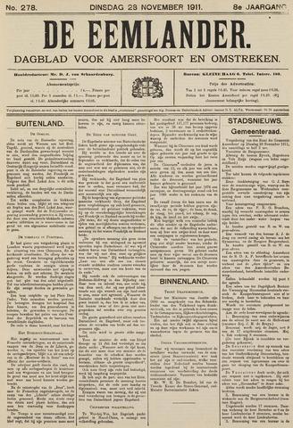 De Eemlander 1911-11-28