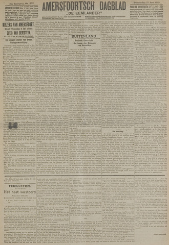 Amersfoortsch Dagblad / De Eemlander 1918-06-13