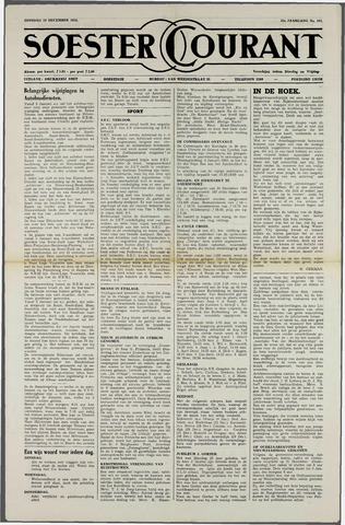 Soester Courant 1954-12-28