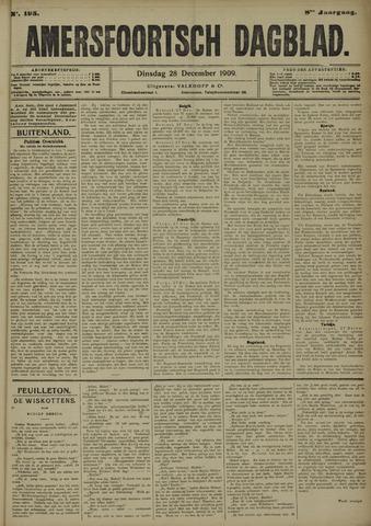 Amersfoortsch Dagblad 1909-12-28