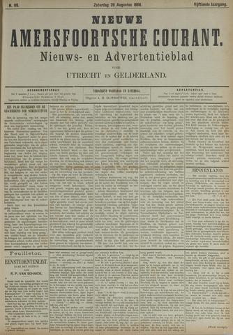 Nieuwe Amersfoortsche Courant 1886-08-28