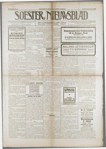 Soester Courant 1925-01-24