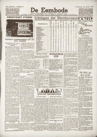 De Eembode 1939-06-23