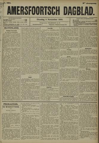 Amersfoortsch Dagblad 1909-11-09