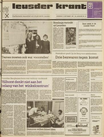 Leusder Krant 1990-09-12