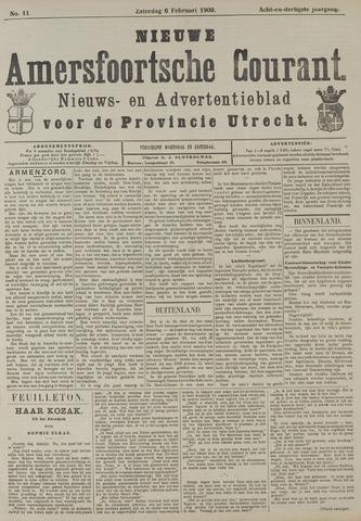 Nieuwe Amersfoortsche Courant 1909-02-06