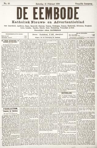 De Eembode 1899-02-25