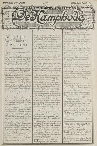 De Kampbode 1918-03-17