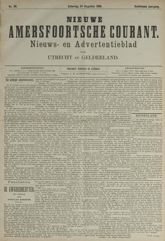 Nieuwe Amersfoortsche Courant 1889-08-24