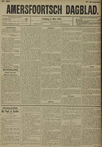 Amersfoortsch Dagblad 1910-05-06