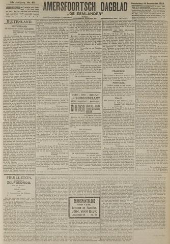 Amersfoortsch Dagblad / De Eemlander 1923-09-13